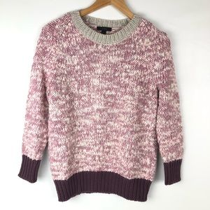 J Crew Knit Sweater Size Small